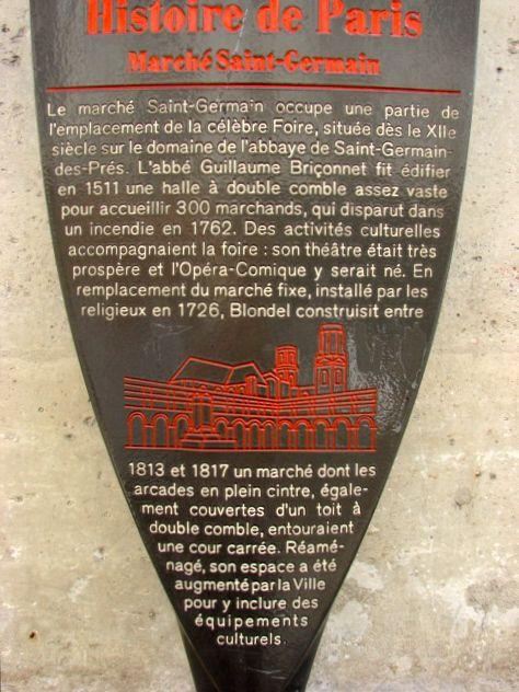 Promenade à Saint Germain des Prés(2)