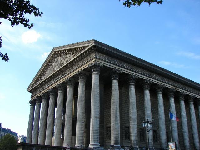 L'Opéra et la Madeleine (Paris)