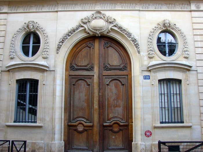 Quelques portes de Paris