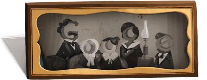 Doodle Louis Daguerre