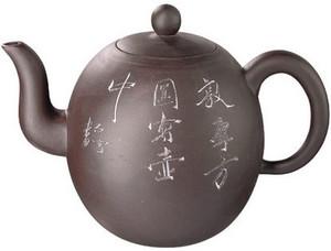 Teapotting