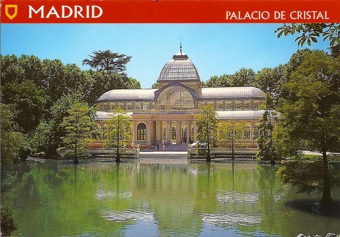 Le Palais de Cristal, Madrid